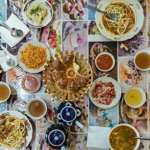 kirgisisches essen