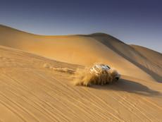 Wüstenrennen