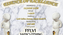 UPCOMING FASHION SHOWCASE