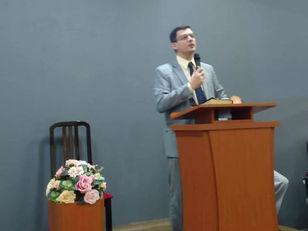 Culto de Gratidão aos 40 anos - IEC Serra