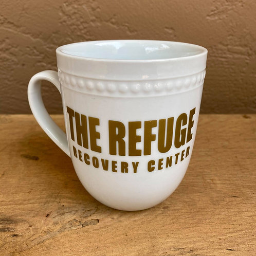 Ceramic White Coffee Mug