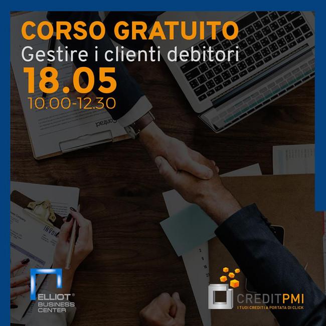 CORSO GRATUITO - gestire i clienti debitori
