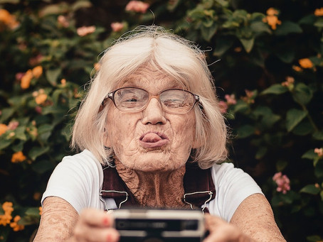 Humor and Aging: I Can Relate to That