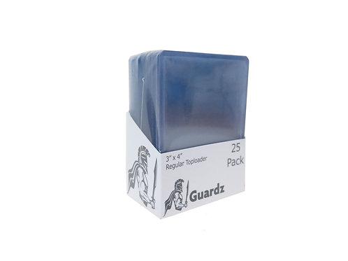 Guardz - Top Loaders (25 Pack)