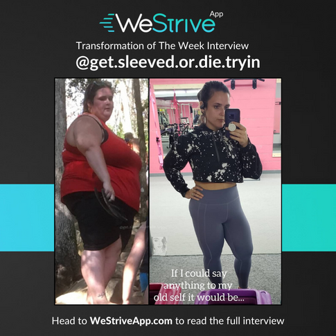 @get.sleeved.or.die.tryin Incredible Weight Loss Journey