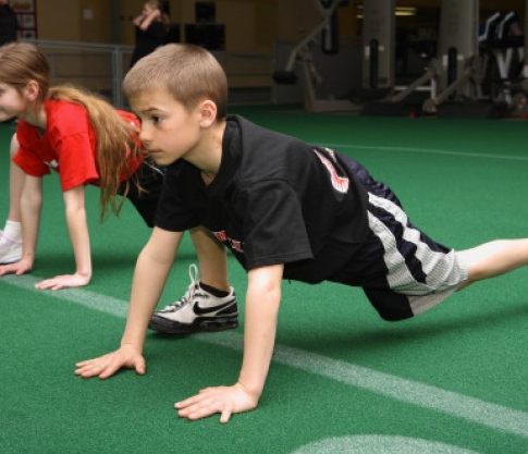 At-Home Workouts For Parents To Do With Kids Who Are Bored At Home
