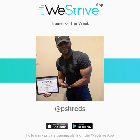 Featured Trainer: Kendrick Lewis