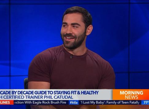 Podcast: Phil Catudal - Celebrity Trainer, Best Selling Author, Cancer Survivor
