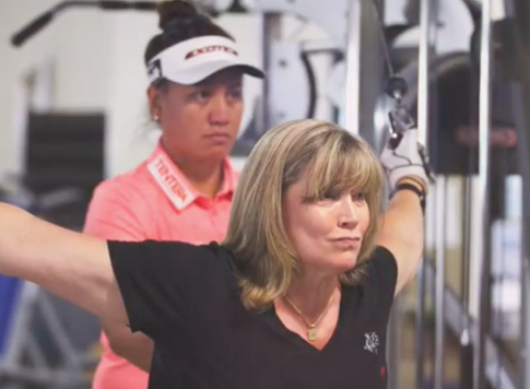 The First Ever Female Strength Coach In The NFL - Lee Brandon