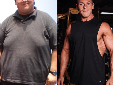 200+ Lbs Weight Loss Story - Jordan Grahm - Episode #7