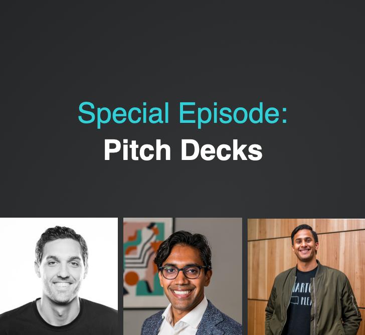 Pitch Deck Mastery | Laurent Grill, Vik Sasi, Farhaj Mayan