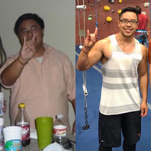 @nguyeninggainz Incredible Weight Loss Journey