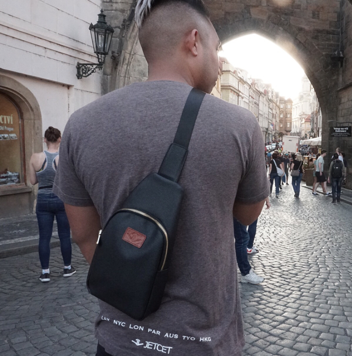 CEO - JetCet Lifestyle Backpacks | Nick Ordoñez