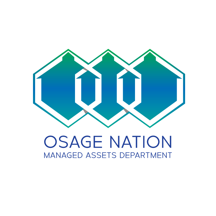 Osage Nation Managed Assets Department Logo