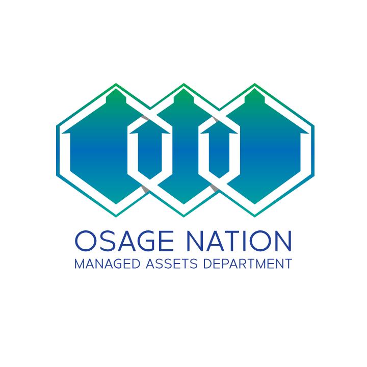 Osage Nation Managed Assets Department Logo