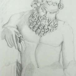 Bacchus in der Glyptothek