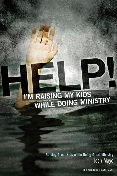 HELP! I'm raising kids while doing ministry.