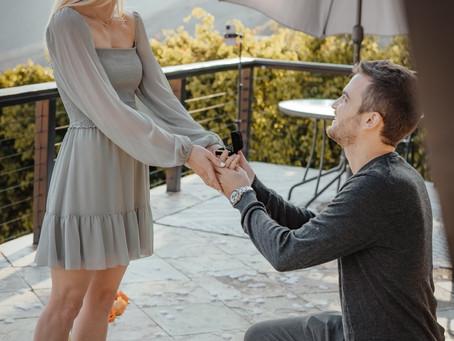 Stunning Malibu Proposal