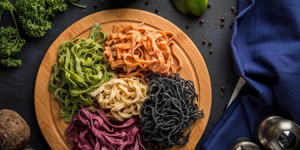 Hearts & Pasta | Artisan Pasta Making at Home