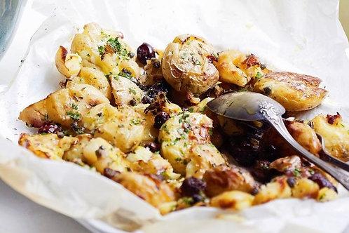 Mediterranean Potatoes