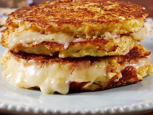Cauliflower Sandwiches