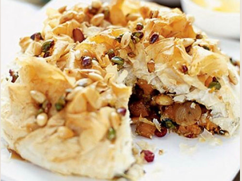 Moroccan Spiced Pie
