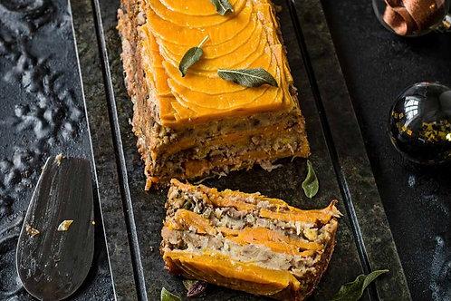 Sweet Potato/Chestnut/Squash Loaf