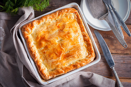 Family Vegetable Pie