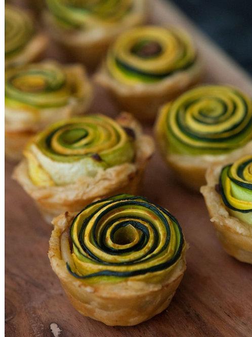 Zucchini Pinwheels