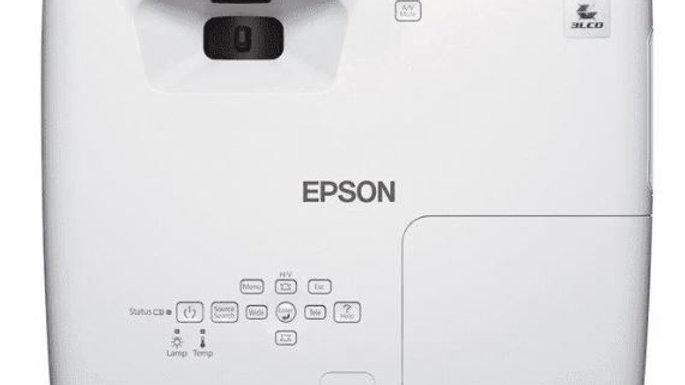 Epson EB-535w lampe en cour + Lp neuve