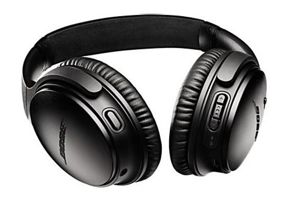 Casque Bose QC35 II Noir Une réduction de bruit ultra performante