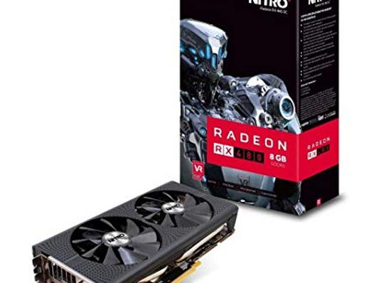 AMD RX480 8go