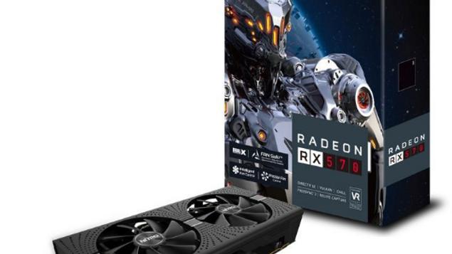 AMD RX570 8go
