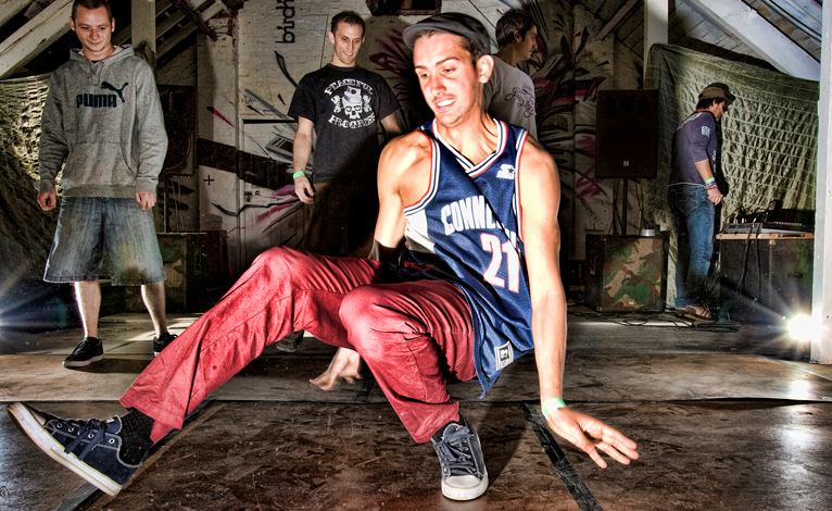 Breakdance Crew for hire