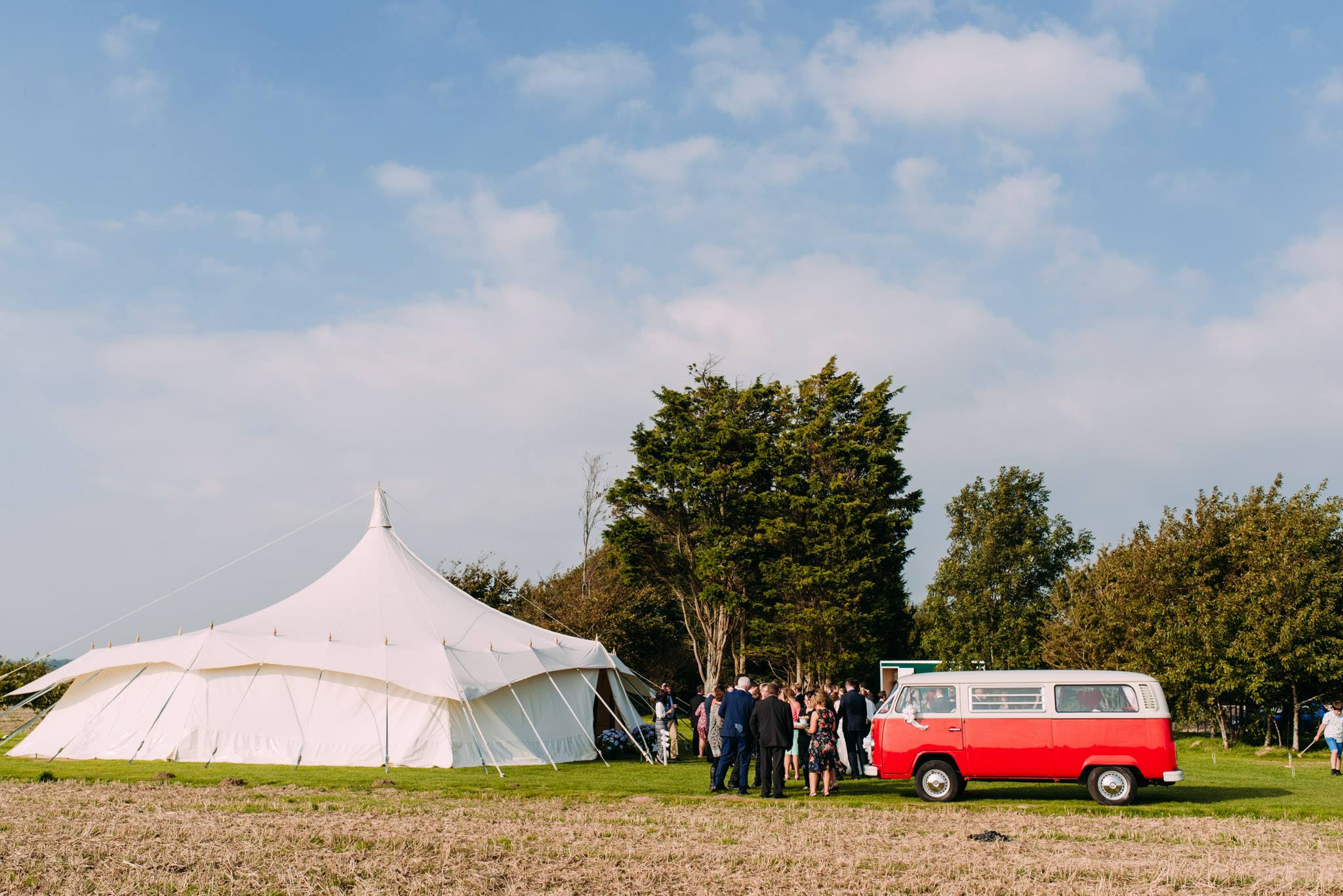 Marquee Hire, South Wales