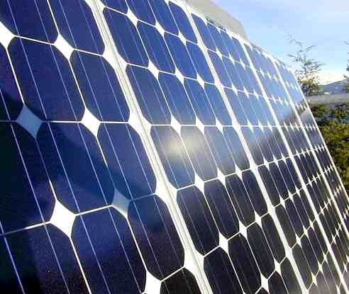 Solar Power hire wales