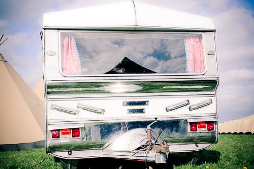 Vintage Caravan hire