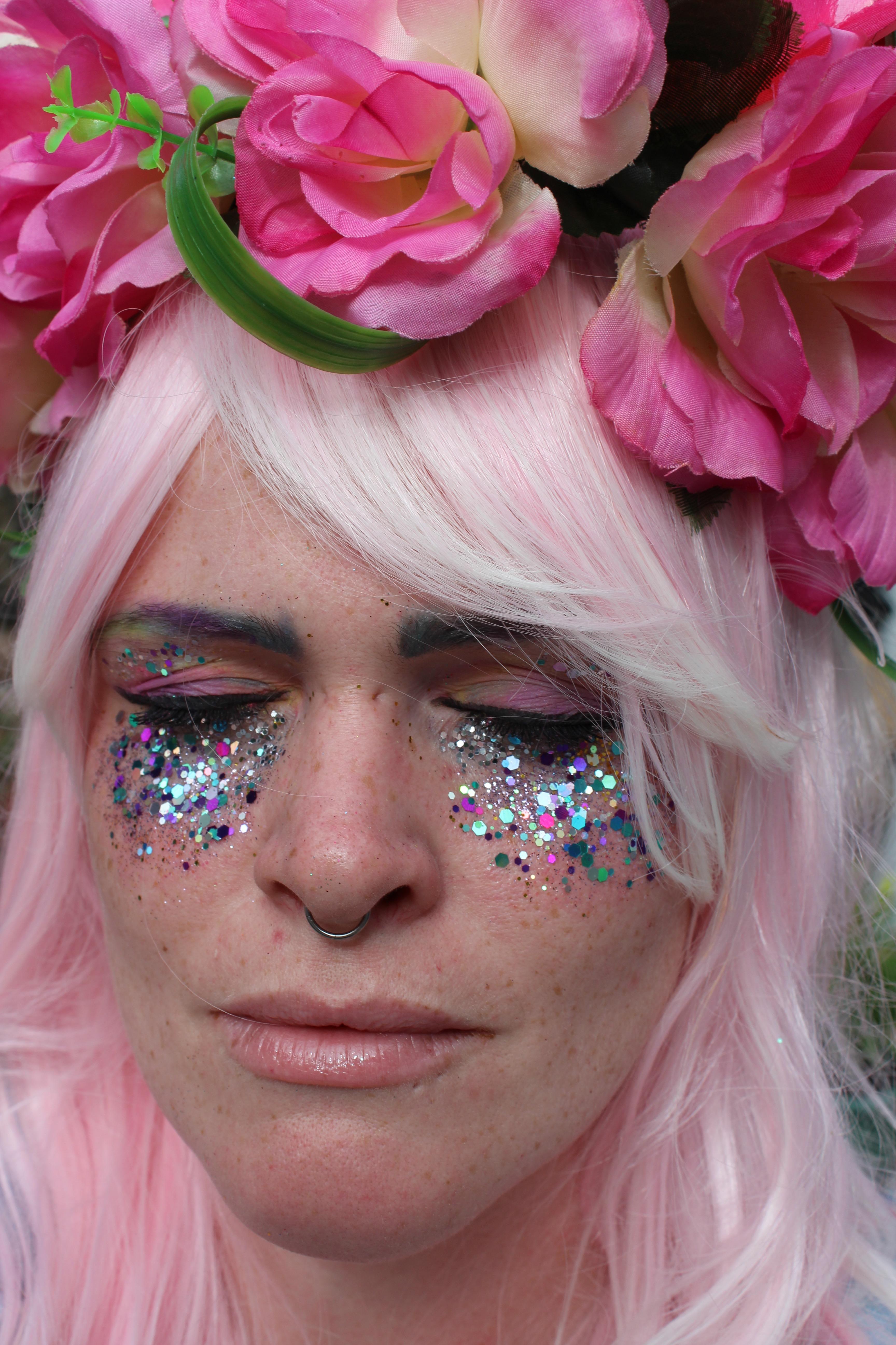 Glitter Makeovers