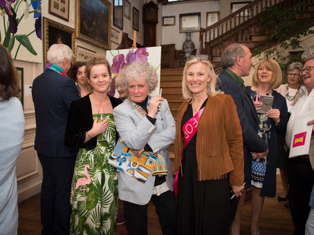 Art for Cure 2018, Glemham Hall