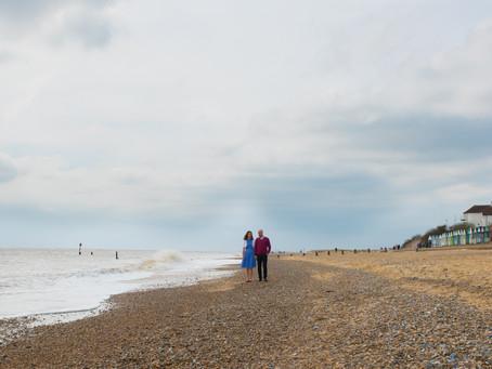 Three more pre-wedding shoots on the coast