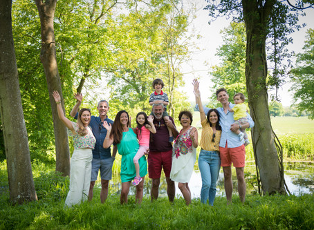 Family Portraits at Sibton and Butley