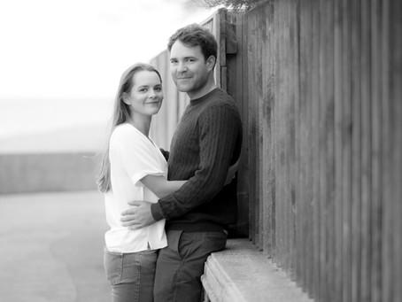 Pre-shoot in Aldeburgh