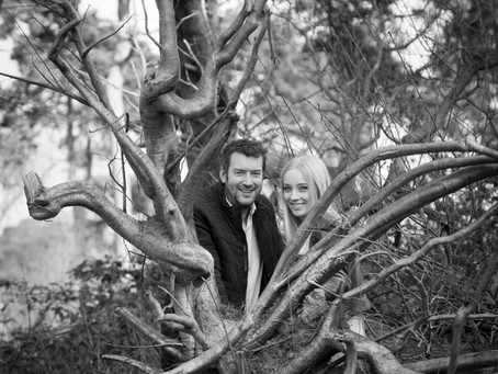 Daniel and Lisa Pre-Wedding Shoot, Sutton Heath
