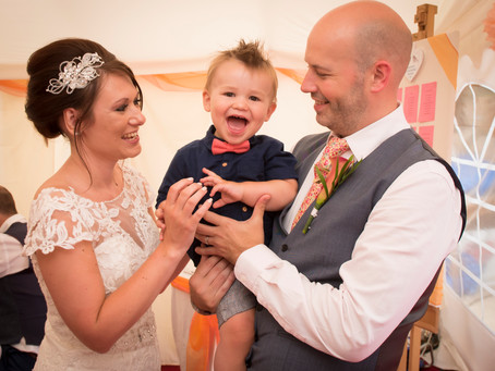Kerry and Chris's Wedding, Woodbridge and Ufford