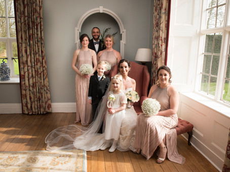 Andrew and Leah's Wedding at Bruisyard Hall