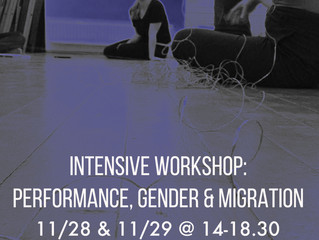 #Blueworkinggroup Weekend Intensive