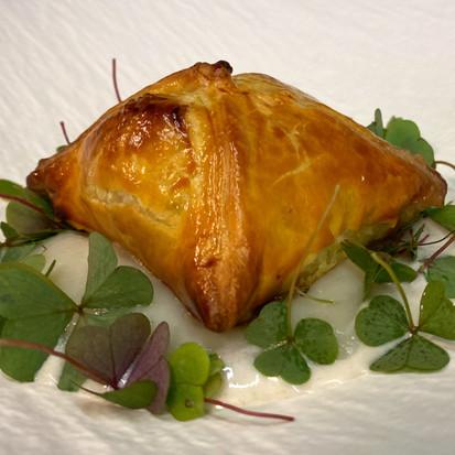 tartufo nero in crosta