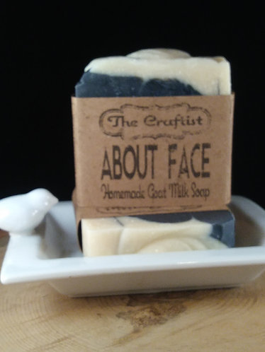About Face Handmade Goat Milk Soap