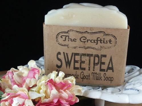 Sweetpea Handmade Goat Milk Soap