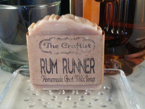 Rum Runner Goat Milk Soap